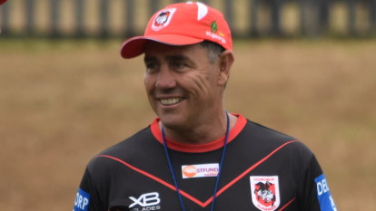 Why Dragons' best hopes of notching first win rest with Shane Flanagan