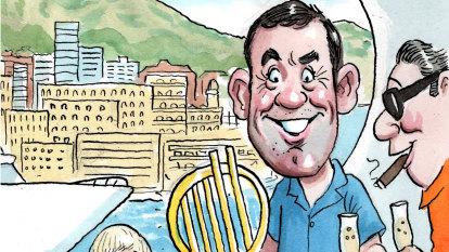 Billionaire hits pause on entrepreneur big leagues