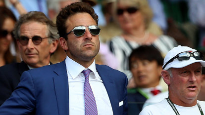 Justin Gimelstob's criminal case is settled. Now he awaits a verdict from his tennis peers