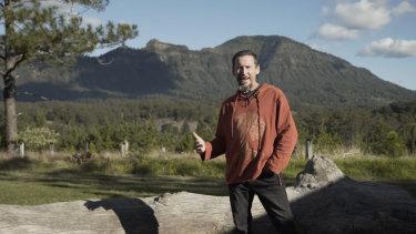 Adrian Brennock speaks on a promotional video for the development.