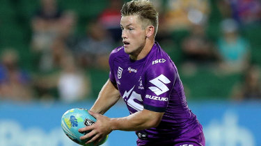 Melbourne's Harry Grant is heading to Wests Tigers.