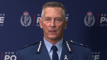 NZ Police Commissioner Mike Bush updated the death toll to 50 on Sunday morning.