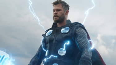 Chris Hemsworth's Thor has evolved from a one-note character.