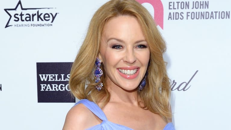 Kylie Minogue is 50 today.
