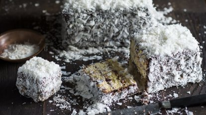 Woman dies during Australia Day lamington eating competition