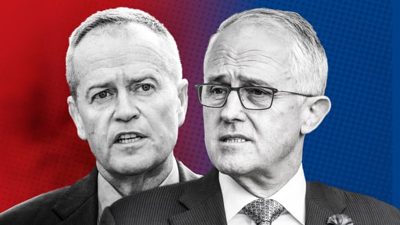 Polling gets personal: What voters really think of Malcolm Turnbull and Bill Shorten