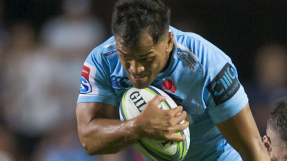 'Carnage wherever he goes': Waratahs laud Hunt's defensive grit