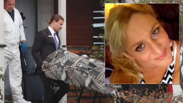 Kristie Powell was found dead in her home at Bellambi, Wollongong, last Friday.