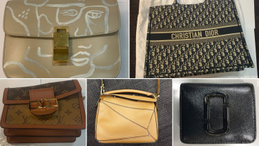 A man has been charged afterpoliceseized more than $50,000 worth of designer items allegedly stolen from retail stores across Sydney and Melbourne.
