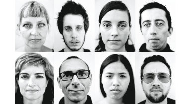 """One second after I took those portraits, the faces were already different."""