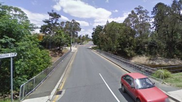 The Gresham Street Bridge in Ashgrove will be replaced by Brisbane City Council.