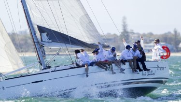 The Property Industry Foundation's annual Charity Sailing Challenge.