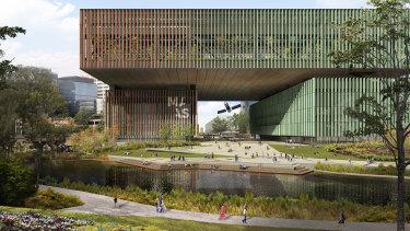 Bernardes Architecture and Scale Architecture.