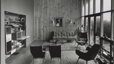 Age Dream Home by Neil Clerehan, 1955. Furniture by Grant Featherstone_