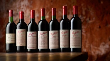 Penfolds Grange is Australia's most iconic wine, with one just sold for a record price.