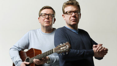 Craig and Charlie Reid, The Proclaimers.
