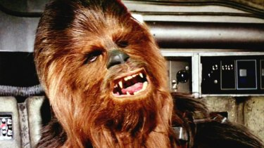 Chewbacca is perhaps the greatest of all Star Wars creatures.