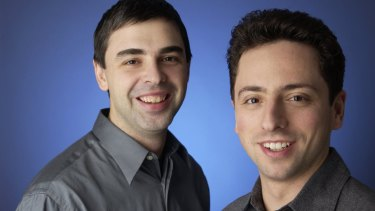 Google founders Larry Page and Sergey Brin have been as influential as Bill Gates and Steve Jobs.