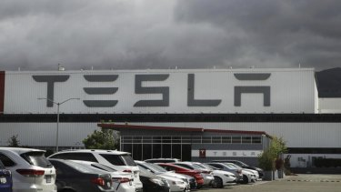 Tesla faces serious competition as global carmakers ramp up plans for electric vehicle production.