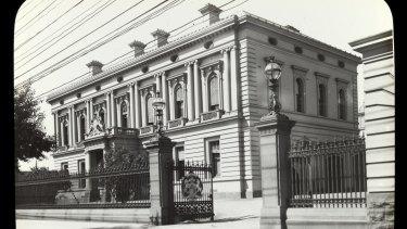 The Melbourne Mint, 1906.