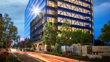 25 King Street will be one of the buildings open for the Brisbane Open House weekend.