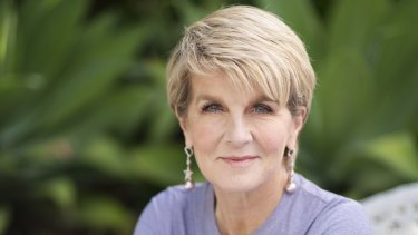 Julie Bishop appears on this week's episode of Who Do You Think You Are? Australia.