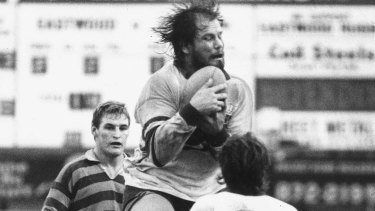 Concussion? It was simply no big deal back when Peter Fitzsimons played.