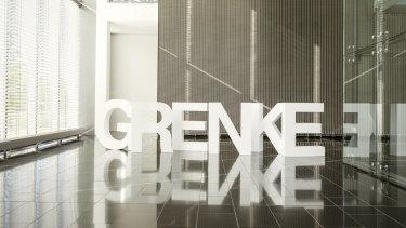 Leasing giant Grenke is based in Frankfurt.