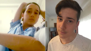Jennifer and Jack Edwards were shot dead by their father at West Pennant Hills.