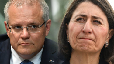 Prime Minister Scott Morrison and Premier Gladys Berejiklian will address the state council meeting on Saturday.