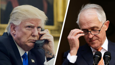 The Turnbull government's policies helped lay the groundwork for the Trump administration's strategy.