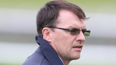 Trainer Matthew Smith benefited from an association with Irish master Aidan O'Brien.