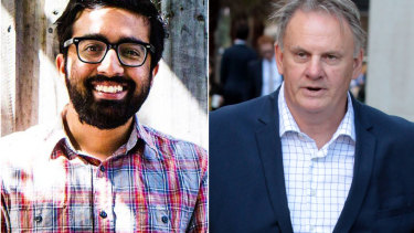 Osman Faruqi and Mark Latham.