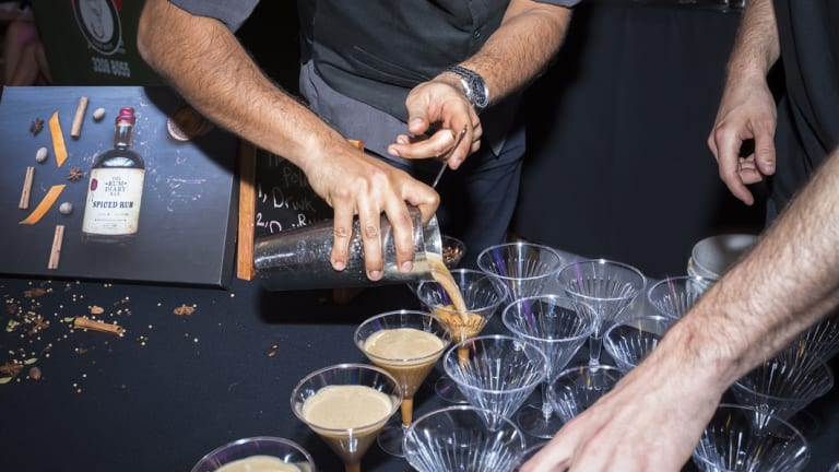 The Espresso Martini Festival returns to Fish Lane in August.