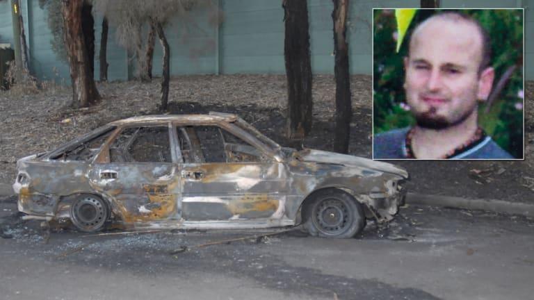 Darren Alexander Galea, inset, who was killed in in January 2014.