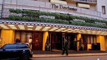 Off limits: Opera Australia has cancelled its soiree planned to take place at the Dorchester.