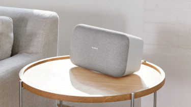 The Google Home Max is big, loud and sounds great.