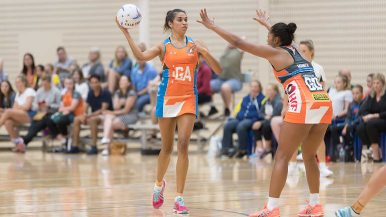 Canberra Giants will look to cement their spot in ANL finals this weekend.