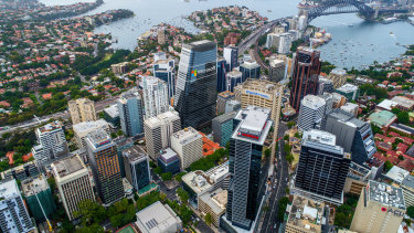 The strategic location, relative affordability and access to transport in North Sydney makes the area prime for tenants.