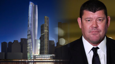 No bidding war yet, but there is a chance James Packer may never cut the ribbon to open Barangaroo.