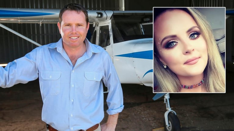 A married Andrew Broad has been under pressure to quit Parliament over the 'sugar daddy' scandal.