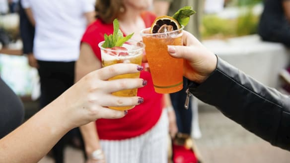 Cheers to that: Standing ovation for decision on Perth dining, drinking rules