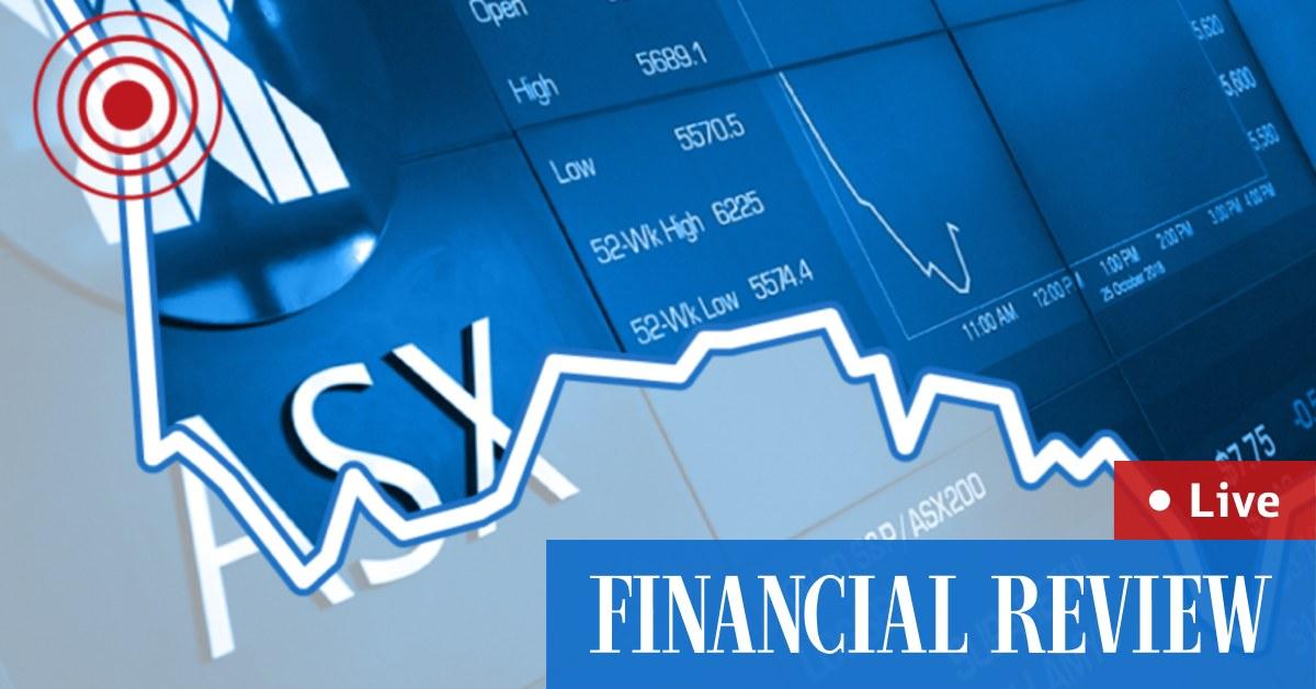 ASX to slip; Wall Street dips