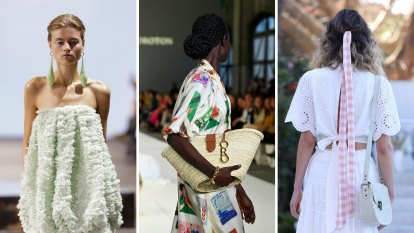 The Australian labels making a strong case for carrying a bag again