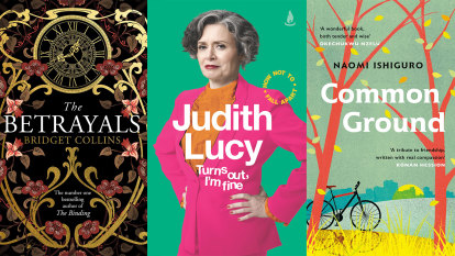 Take your pick: our reviewers' guide to eight new books
