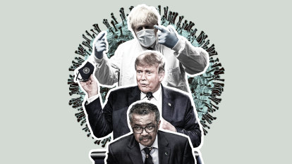 The 2020 pandemic: our year of living dangerously