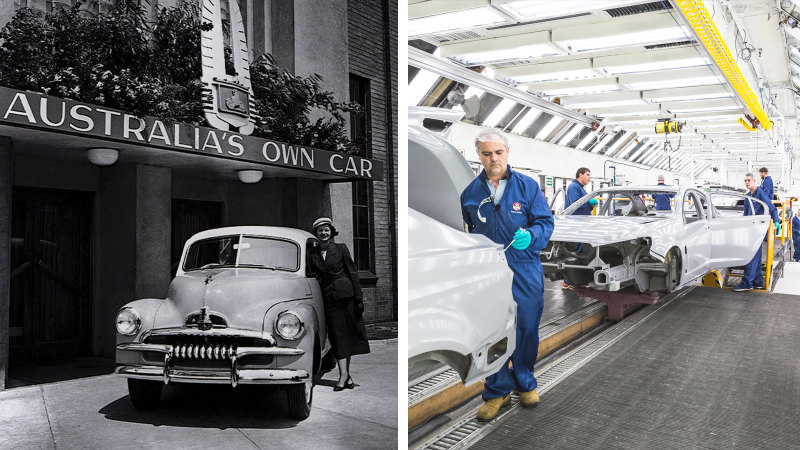 Holden's 164-year story: How a beloved Aussie brand turned to dust