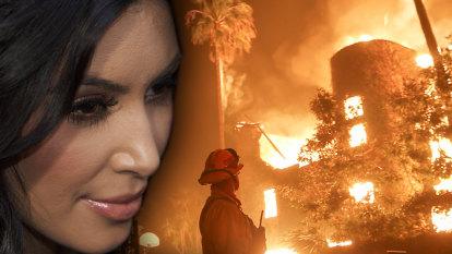 Dozens of celebrities evacuate as Los Angeles fires consume homes