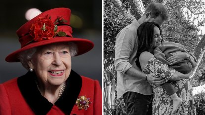 Harry and Meghan bought 'Lilibet' web address before Queen's approval