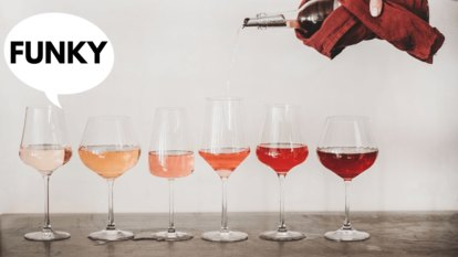 Grippy, funky, smashable: What do wine-tasting notes actually mean?